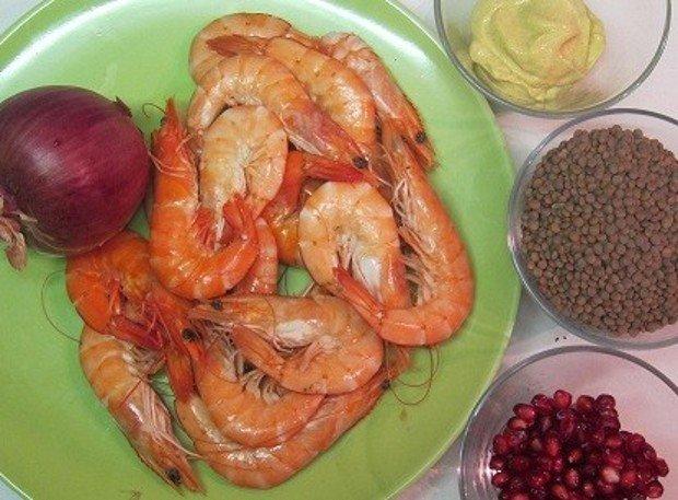 lenticchie-gamberi-ricetta