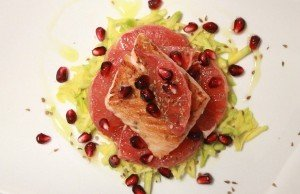 salmone-in-frutti-rossi