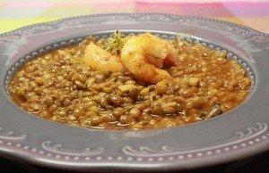 zuppa-di-lenticchie-e-mazzancolle