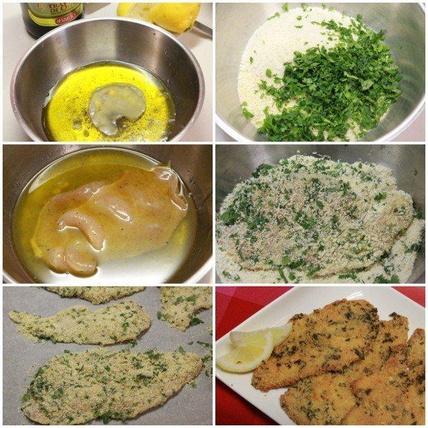 petti di pollo al forno_ricetta